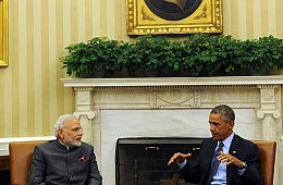 Obama to Visit India in January