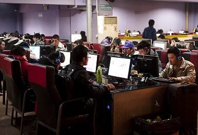 The Internet vs. China's Many Emperors