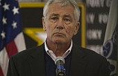 Outgoing US Defense Secretary Hagel Warns of Limits of Military Power