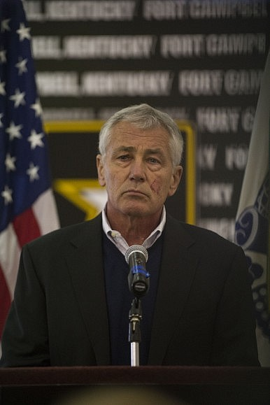 How Machiavelli Explains Chuck Hagel's Resignation