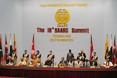 India and China Slug It Out in South Asia