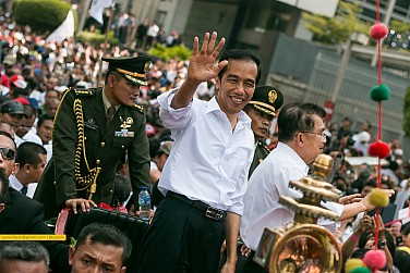 The Trouble With Indonesia's Foreign Policy Priorities Under Jokowi