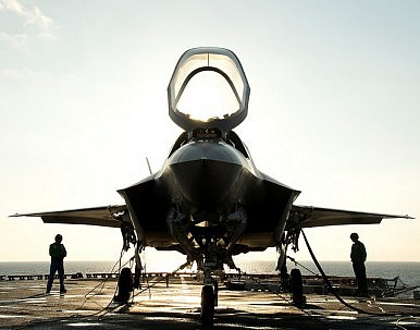 LHD and F-35B: The Debate Opens Up