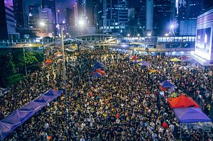 What Hong Kong Occupy Could Achieve