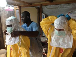 Taiwan and the Fight Against Ebola