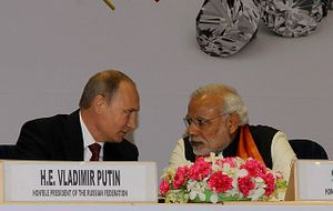US 'Troubled' By Crimean Leader's India Visit