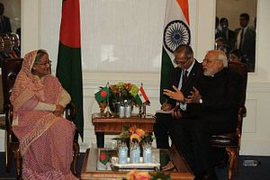 India and Bangladesh Poised to Resolve Border Dispute