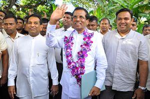 The High-Stakes Battle for Sri Lanka's Presidency