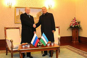 Yes, Uzbekistan Is Putin's Friend
