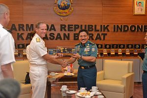 U.S., Indonesia Looking To Boost Military Ties: Officials