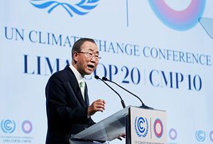 Lima: Climate Change Optimism Returns to Earth