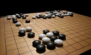 Maritime Southeast Asia: A Game of Go?