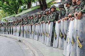 Thailand's Twelve Turbulent Months