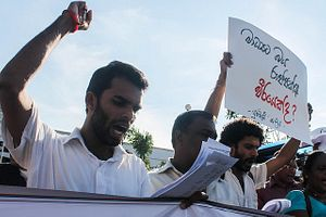 Sri Lanka's Presidential Election Heats Up