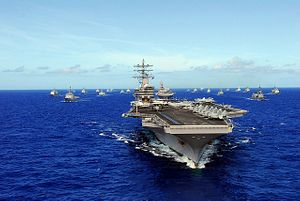 What Hawks Have to Say About the US Navy's New Maritime Strategy