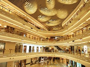 China's Holiday Spending Sprees