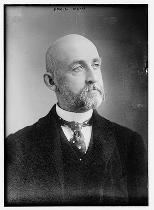 The Geopolitical Vision of Alfred Thayer Mahan