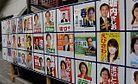 Shinzo Abe's Election Gamble