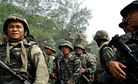 Malaysia, China Begin First Joint Military Exercise