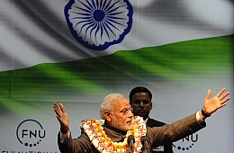 The Modi Doctrine for the Indo-Pacific Maritime Region