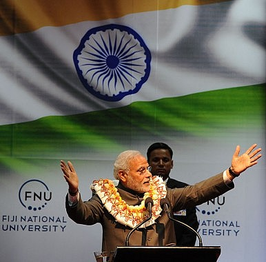 A New 'Proactive' Indian Foreign Policy under Modi?