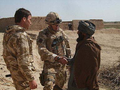 Making the Sacrifices in Afghanistan Worthwhile