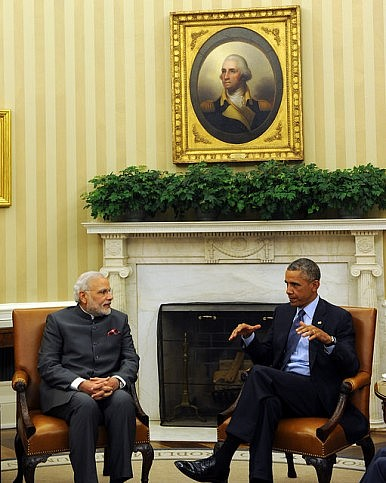 US-India Ties to Grow in 2015