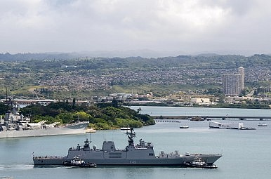 Why Are India's Warships in Thailand and Cambodia?