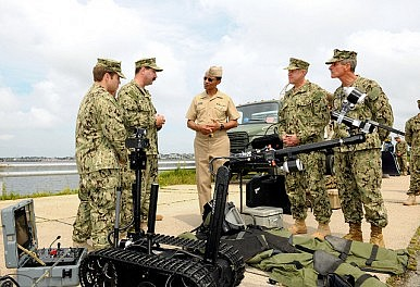 Lethal Robots and the Conduct of Warfare