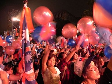 Why the KMT Failed in Taiwan's Local Elections