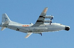 China Holds Air-and-Sea Exercise Near Okinawa