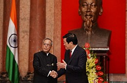 India and Vietnam Advance Their Strategic Partnership