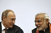 Testing the 'Modi Doctrine': Russia and India in 2015