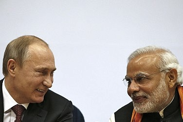 Vladimir Putin's Productive India Visit