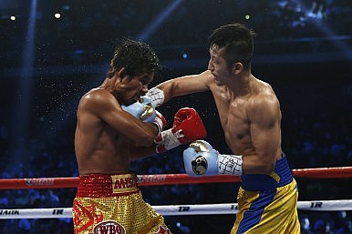 Boxing's Great Leap Forward