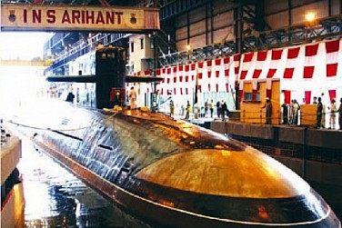 India and Pakistan Locked in a Nuclear Naval Arms Race