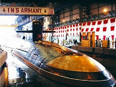 India's Submarine Program Continues to Struggle