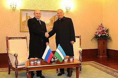 Yes, Uzbekistan Is Putin's Friend