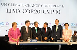 China at the Lima Climate Change Talks