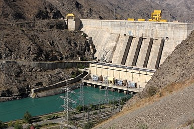 Central Asia's Hydropower Spat