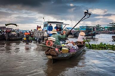 Laos Dam Risks Damaging Mekong River, Igniting Tensions With Vietnam
