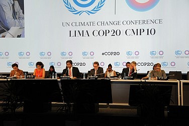 Climate Change: Glimmers of Hope?