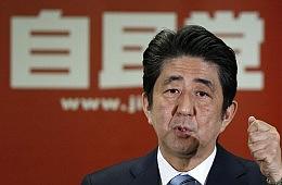 Shinzo Abe's New Mandate