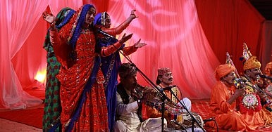 The Return of Pakistan's Premier Theater Group