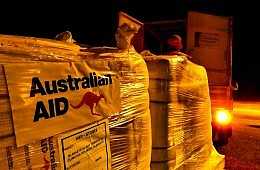 Australia Cuts Foreign Aid Again