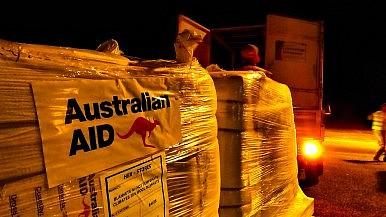 Australia Cuts Foreign Aid Again