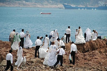 Mass Bridal Disappearance in Hebei