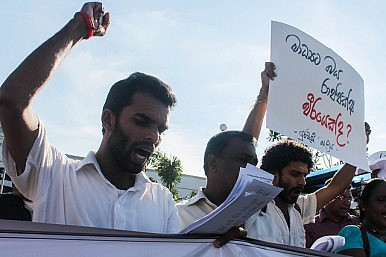 Sri Lanka's Presidential Election Heats Up