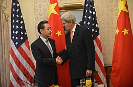 Ahead of Kerry Visit, China Doubles Down on North Korea Position
