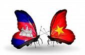 Vietnam, Cambodia Boost Defense Ties